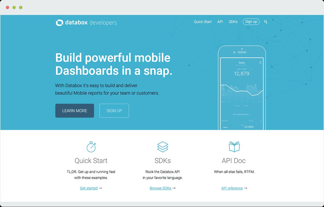 Databox Developers