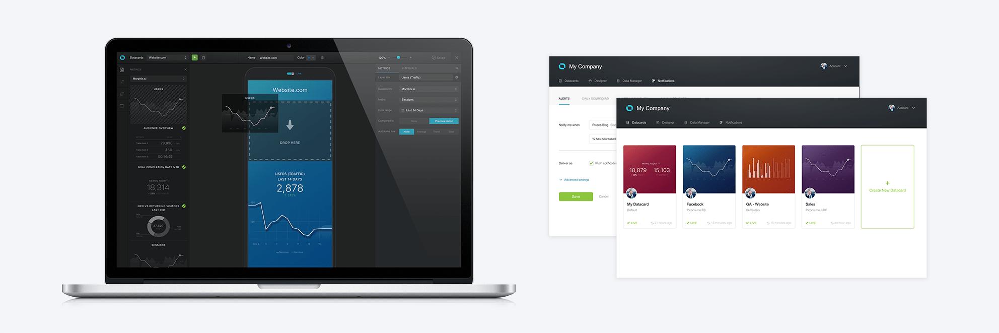Designer Databox