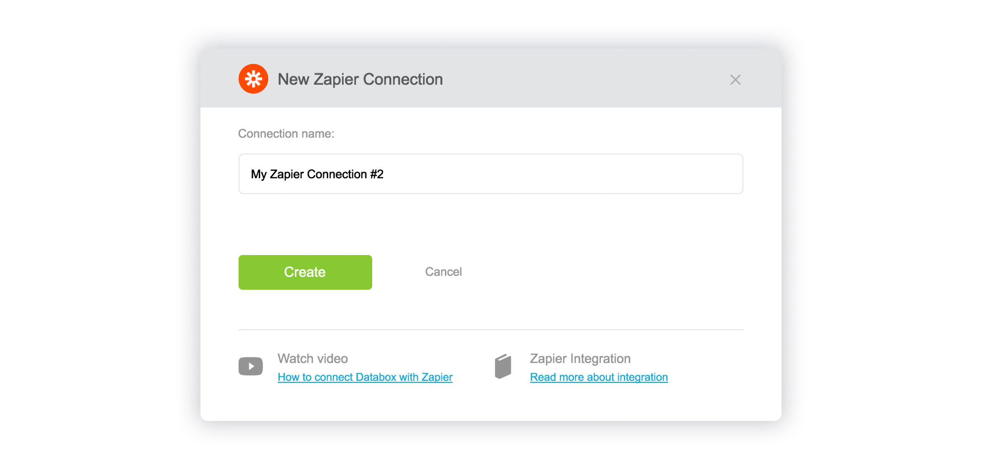 Zapier Connect 1