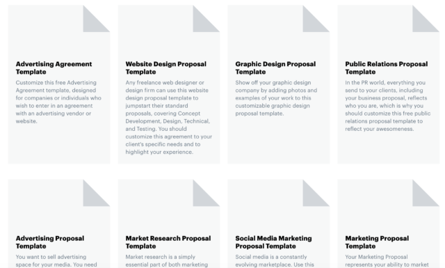These 3,520 Free Marketing Templates Will Make You Look Like an