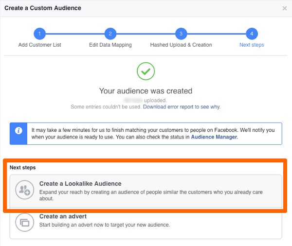 How to Create a Facebook Lookalike Audience & Expand Your Reach