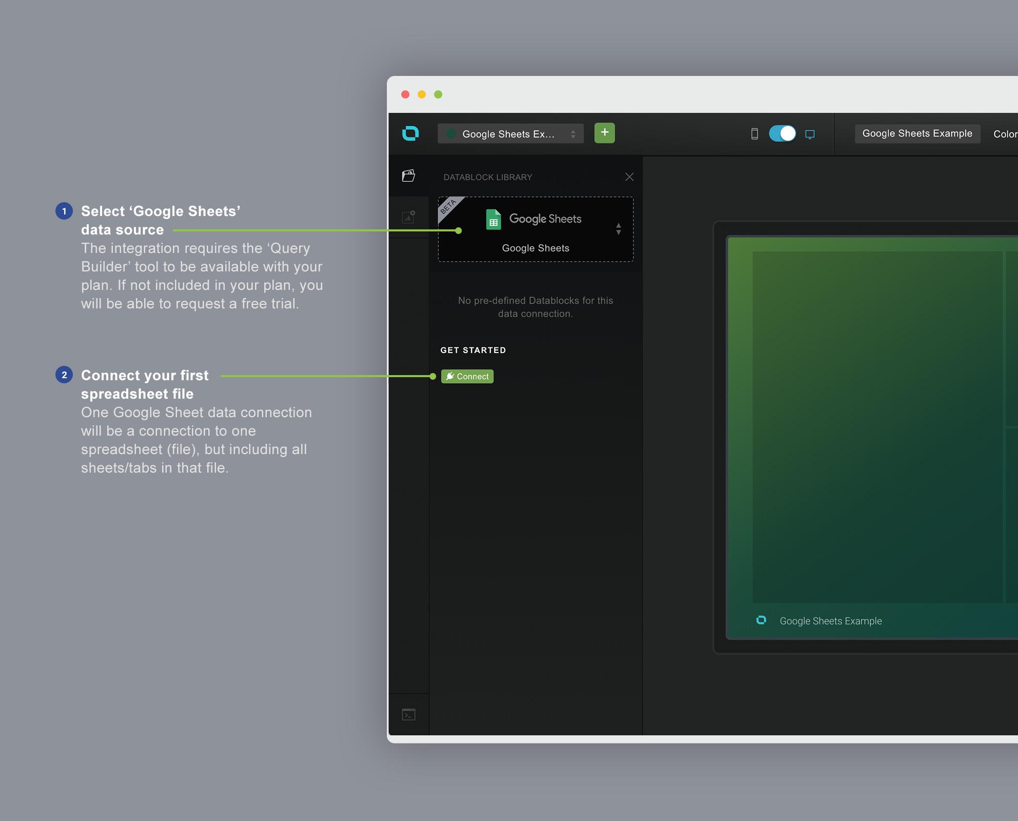 Google Sheets + Databox Integration | Databox Blog