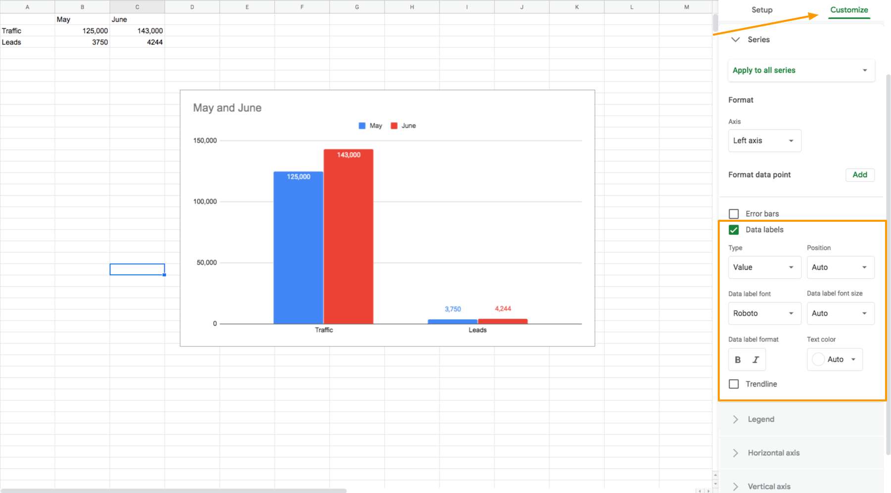 customize-labels-on-bar-graph-in-google-sheets