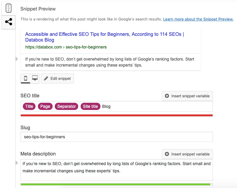 SEO for Beginners: How to Improve Your Search Rankings from 103 SEOs