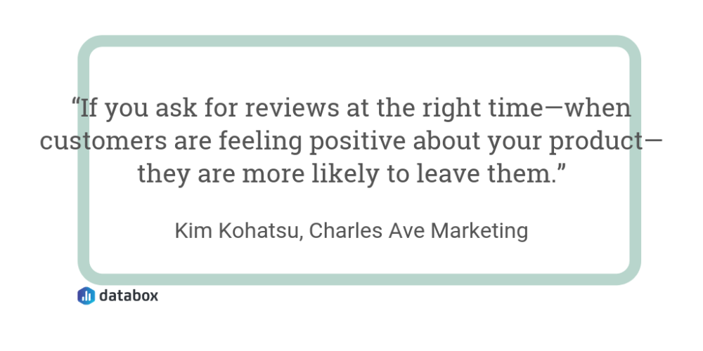 14 Proven Ways to Encourage Customers to Write Reviews