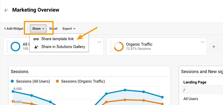share-google-analytics-dashboard