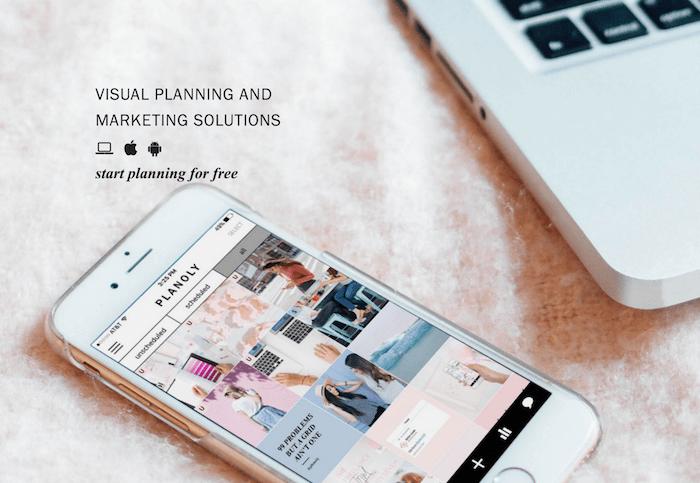 Instagram & Pinterest social media tool