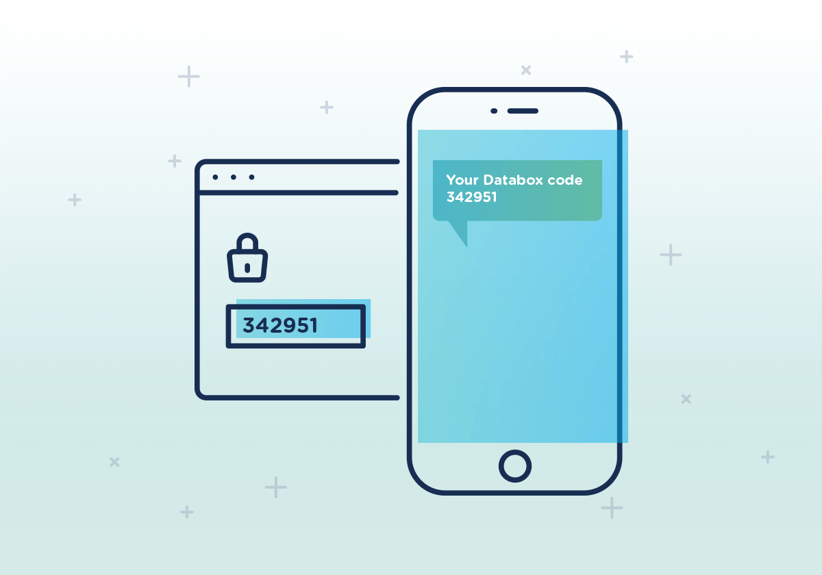 New: Two-factor authentication in Databox