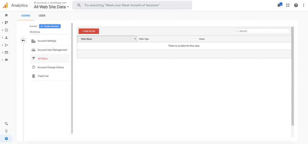 ⊱ The 7 Most Important Google Analytics Filters for Marketers