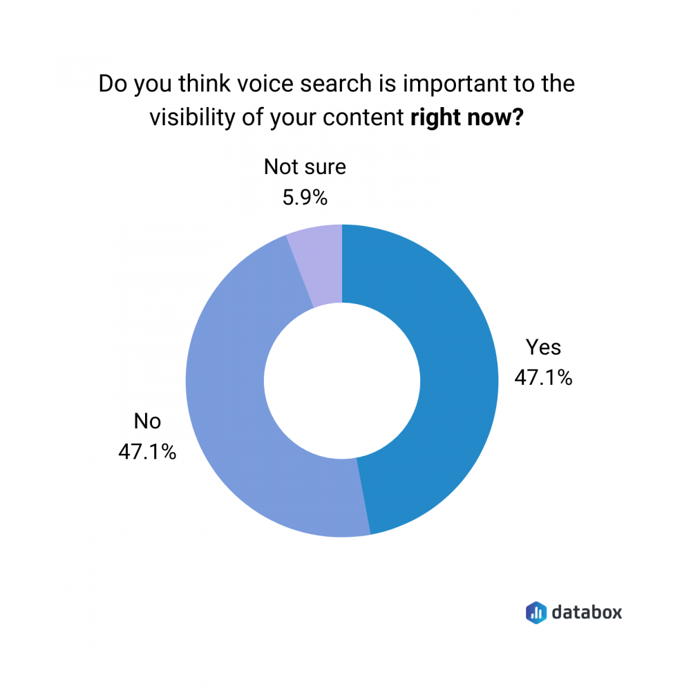 voice search content