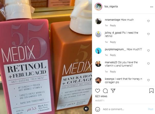 ignoring customers, an instagram mistake
